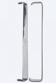 Ретрактор (ранорасширитель) раневой двусторонний Lane (Лейн) WH0186