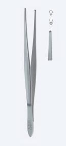 Пинцет хирургический Cushing (Кашинг) PZ1672