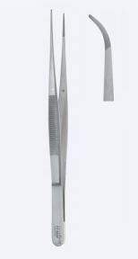 Пинцет анатомический Cushing (Кашинг) PZ0670