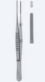 Пинцет атравматический DeBakey (ДеБейки) GF0882