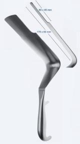 Ретрактор (расширитель) тазовой St.Marks (Св.Маркс) WH2820