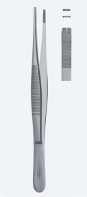 Пинцет хирургический Adlerkreutz (Адлеркрейц) PZ1700