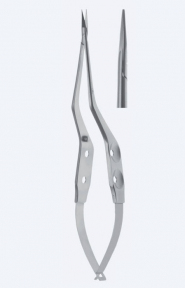 Микроножницы пружинного типа Yasargil (Яшаргил) MN0260