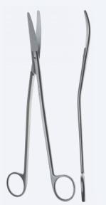 Ножницы для сосудов грудной клетки Klingenberg (Клингенберг) SC2580