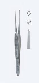 Пинцет хирургический деликатный PZ0980