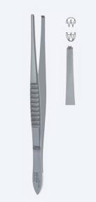 Пинцет хирургический USA Modell (Модель США) PZ1156