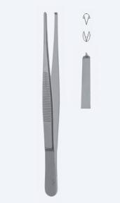 Пинцет хирургический стандартный PZ1250