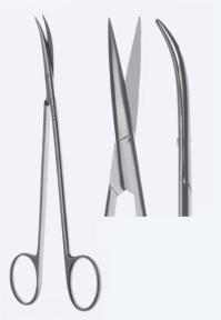 Ножницы сосудистые для туннелирования SC1105