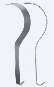 Ретрактор (расширитель) Deaver (Дивер) WH2560