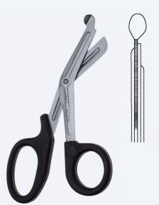 Ножницы для перевязочных материалов Lister (Листер) SC3290