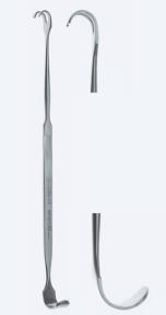 Ретрактор (ранорасширитель) двусторонний Jackson (Джексон) WH0146