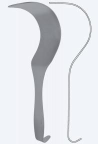 Ретрактор (расширитель) Deaver (Дивер) WH2600