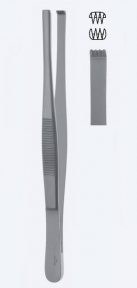Пинцет хирургический PZ1380