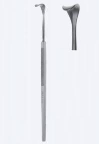 Ретрактор (ранорасширитель) для век Desmarres (Десмаррес) AU0362