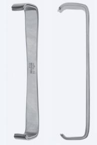 Ретрактор (ранорасширитель) хирургический двусторонний Farabeuf (Фарабеф) WH0190