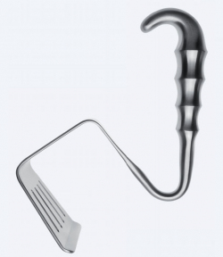 Ретрактор (расширитель) плечевой Davidson (Девидсон) WH2390
