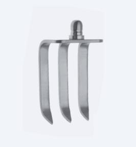 Лезвия для ретрактора (расширителя) WH7083