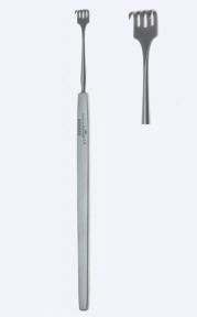 Крючок для иридектомии Rollet (Роллет) AU0460