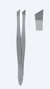 Пинцет для ресниц PZ3004