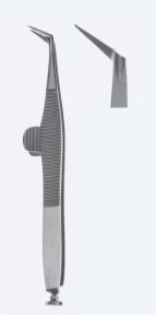 Микроножницы для иридэктомии Wecker (Векер) AU1485