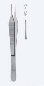 Пинцет хирургический Adson (Адсон) PZ1052