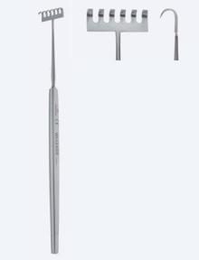 Крючок хирургический WH3468