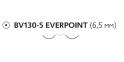 Пролен (Prolene) 8/0, длина 60см, 2 кол. иглы 6,5мм BV130 Everpoint EP8732H