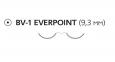 Пролен (Prolene) 6/0, длина 60см, 2 кол. иглы 9,3мм BV-1 Everpoint EP8805H