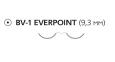 Пролен (Prolene) 7/0, длина 60см, 2 кол. иглы 9,3мм BV-1 Everpoint EP8702H