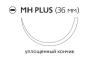 Монокрил Плюс (Monocryl Plus) 1, длина 70см, кол. игла 36мм MCP229H